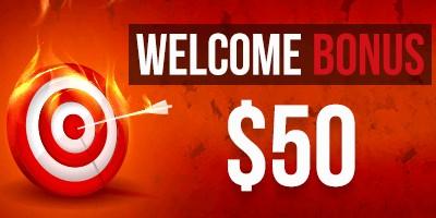 Бездепозитный бонус 50 долларов FortFS